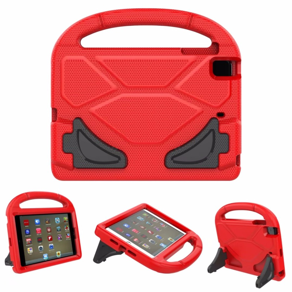 Safe EVA Shockproof Case for iPad Mini 1 2 3 4 Cover Cool Handle Stand Tablet Kids Case for funda iPad mini Case mini 4 cases