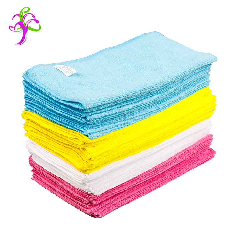 Microfiber Cloth Remove Scratches: Wholesale 100pcs No Scratches Microfiber Towel Water