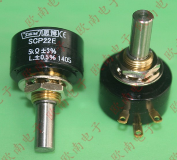 [VK] ORIGINAL SCP22E 1K 2K 5K 10K sakae Japan potentiometer switch 10pcs 3296w 3296 50 100 200 500 ohm 1k 2k 5k 10k 20k 50k 100k 200k 500k 1m ohm 103 100r 200r 500r trimpot trimmer potentiometer