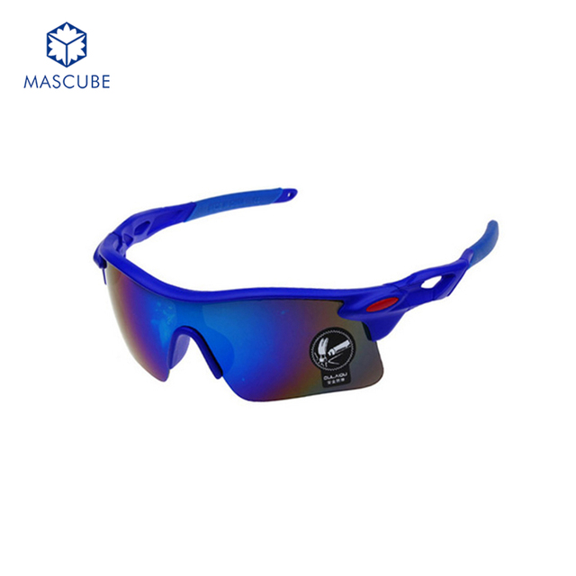 [MASCUBE]ผู้ชายแว่นตาUV400กลางแจ้งกีฬาW Indproofแว่นตาผู้หญิงภูเขาแว่นตาแว่นกันแดด