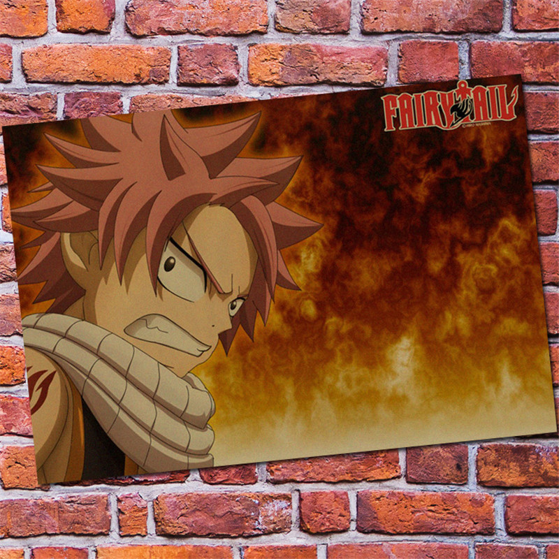 Mad Fairy Tail Poster Wall