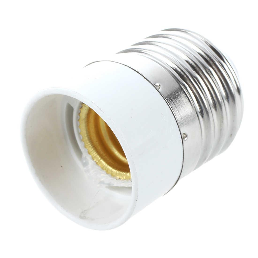 Adapter E27 Spot light bulb socket base to E14