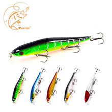 Thritop New Laborious Fishing Lures Sizzling Merchandise 140mm 23g 5 Colours for Choice TP023 Prime-Class Minnow Fishing Baits Synthetic Bait