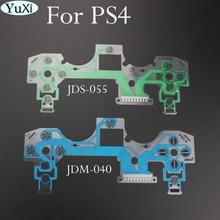 Für PS4 JDM 050 JDS 040 Band Platine Film Joystick Flex Kabel Leitfähigen Film Für PlayStation 4 Pro JDS 055 controller