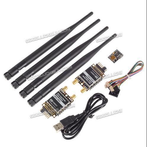 RFDesign RFD 900x Remote900X longue distance émetteur vidéo pour APM PX 40 km 3DR