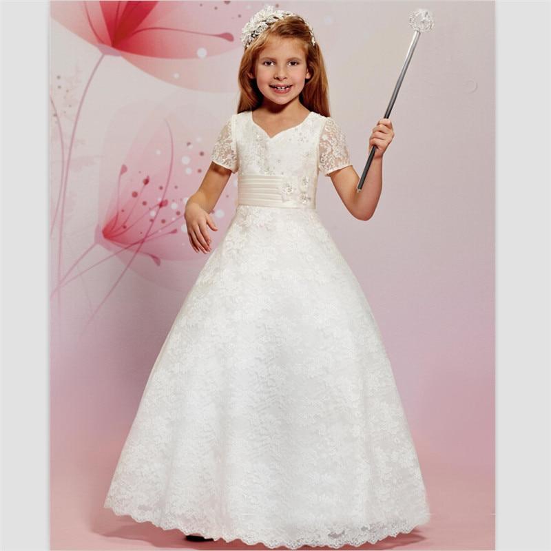 Vestidos blancos para fiesta de matrimonio