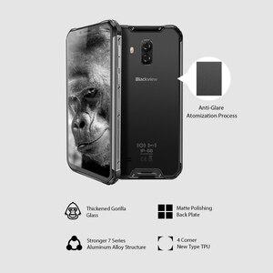 Image 4 - Blackview BV9600 Pro Helio P70 IP68กันน้ำโทรศัพท์มือถือ6GB + 128GB Android 9กลางแจ้งทนทานสมาร์ทโฟน19:9 AMOLEDโทรศัพท์มือถือ