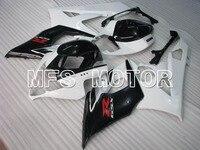Mold For Suzuki GSXR 1000 K5 2005 2006 Bodywork Injection ABS Fairing Kits GSXR1000 K5 05 06 Others White/Black