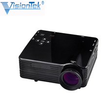 VS-320+ Portable Video Projectors LCD Full HD 1080P LED 3D Best Home Theater Projectors For TV Laptop Iphone 6 6S Samsung N5