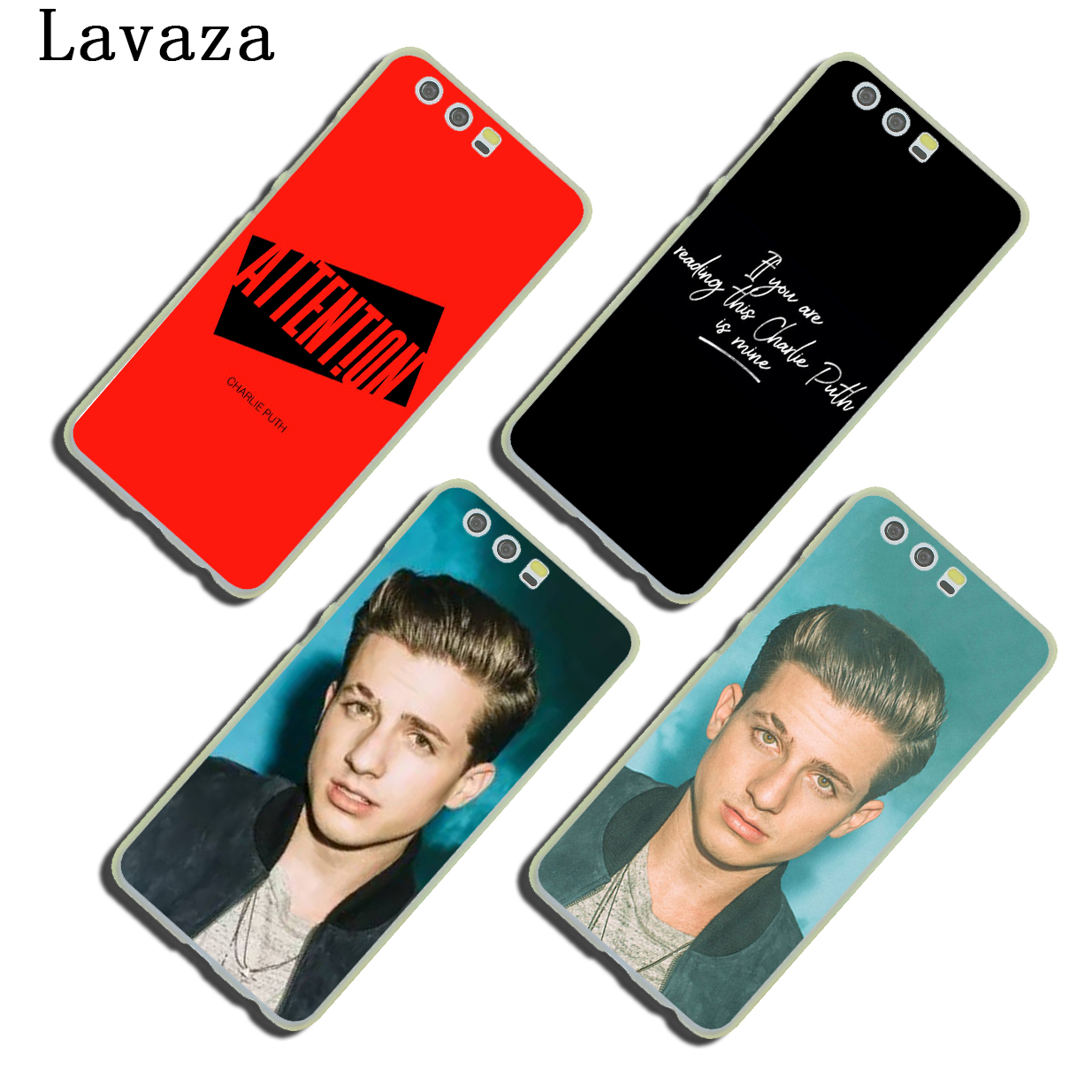 US $2 55 |Lavaza charlie puth attention Collage Cover Case for Huawei P20  P9 P10 Plus P8 Mate 20 Pro 10 Lite Mini 2016 2017 P smart 2019-in