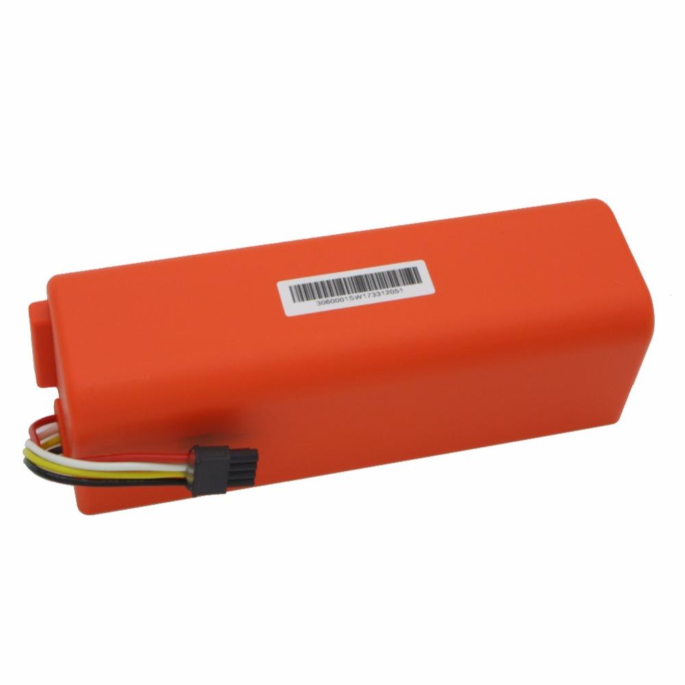 Akku Batterie 5200mAh für Xiaomi Mi Robo Xiaomi Millet Sweeper