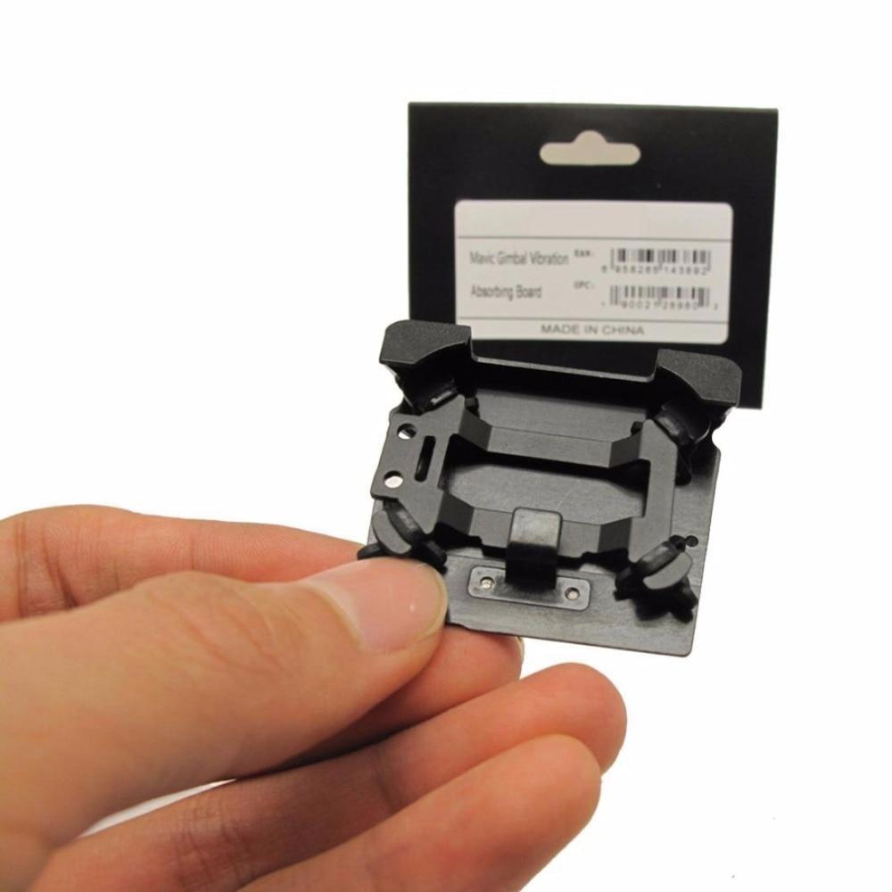 Original Gimbal Vibration Absorbing Board for DJI Mavic Pro Drone Shock Absorber Damping Mounting Plate Panel Repair Parts