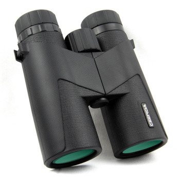 10x42 Wide Angle Telescope HD IPX7 Nitrogen Waterproof Low Night Vision Binoculars for Bird Watching Travelling Hunting Camping