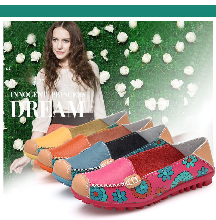 women flats pu leather casual loafers floral casual walking shoes  casual shoes - free shipping! Women Flats PU Leather Casual Loafers Floral Casual Walking Shoes  Casual Shoes – Free Shipping! HTB19sEIQXXXXXb8XFXXq6xXFXXXU