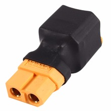 New XT60 Female To Two Male Plug Parallel Conversion Plug Adapter Converter Connector Cable Lipo font