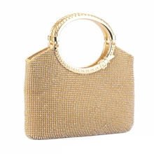 New Arrive Elegant Handbag Evening Bags Party Wedding Bridal Prom Clutch Purse Bag Women