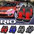 KIA RIO STYLING UNIVERSAL TAMPA DO CARRO AUTO TAMPA de ASSENTO DO CARRO AUTOMOTIVE INTERIOR ACESSÓRIOS FRETE GRÁTIS