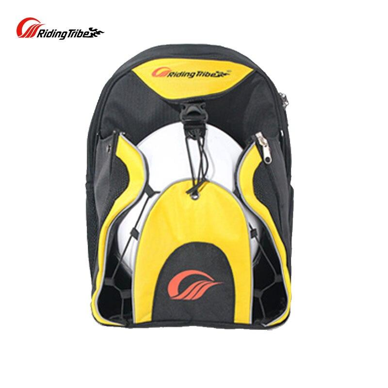 Sac de moto de tribu d'équitation sac à dos de moto peut être mis casque tablette téléphone portable couramment utilisé voyage essentiels