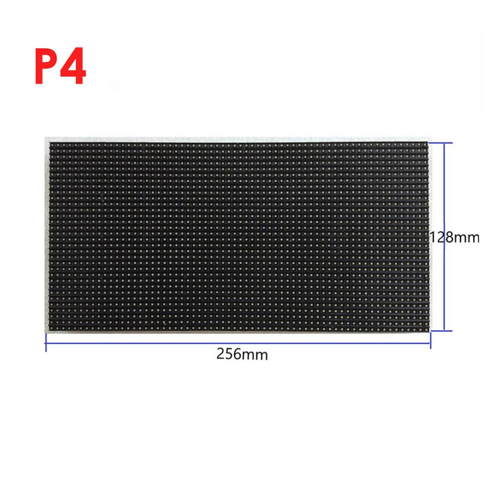 Matrix-Module P3 Lowest-Price P4 P5 Rental-Type Rgb Led 128mm-X-256mm Cheapest
