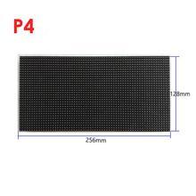 Самая низкая цена самый дешевый rgb модуль светодиодной матрицы p4 128 мм x 256 мм, тип крепления Прокат Тип светодиодный дисплей модуль цена p3 p4 p5