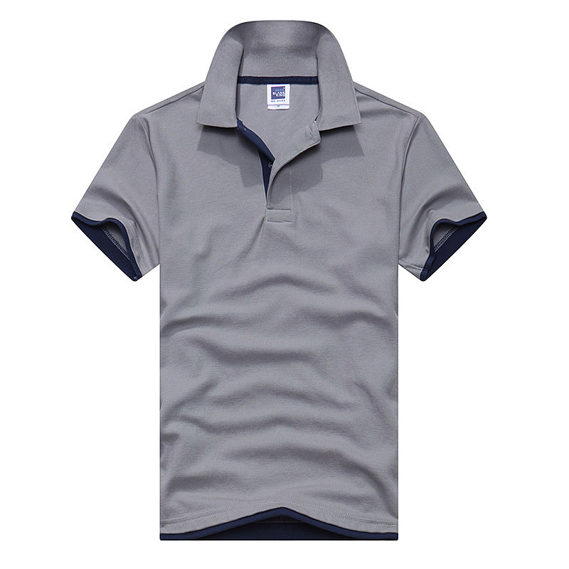 New 2019 Men's brand men Polo shirt D esigual Men's cotton short-sleeved polo shirt sweatshirt T-ennis Free shipping XS-3XL 8