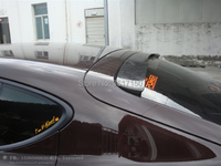 Carbon Fiber Roof Spoiler Fit For Panamera 970 Rear Roof Wing Of The PA Style