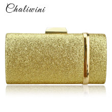 Chaliwini Women Clutch Bag Ladies Evening Bags Female Party Clutches Purse With Chain
