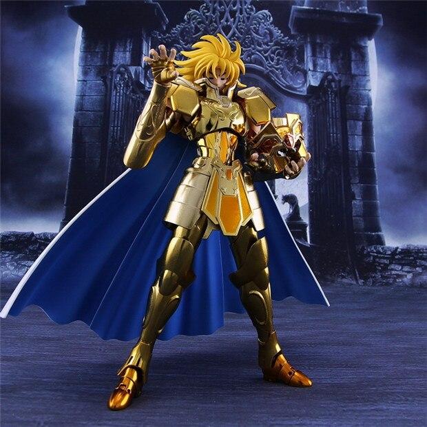 Free Shipping Toyzone Model Saint Seiya Myth Cloth Gold Ex