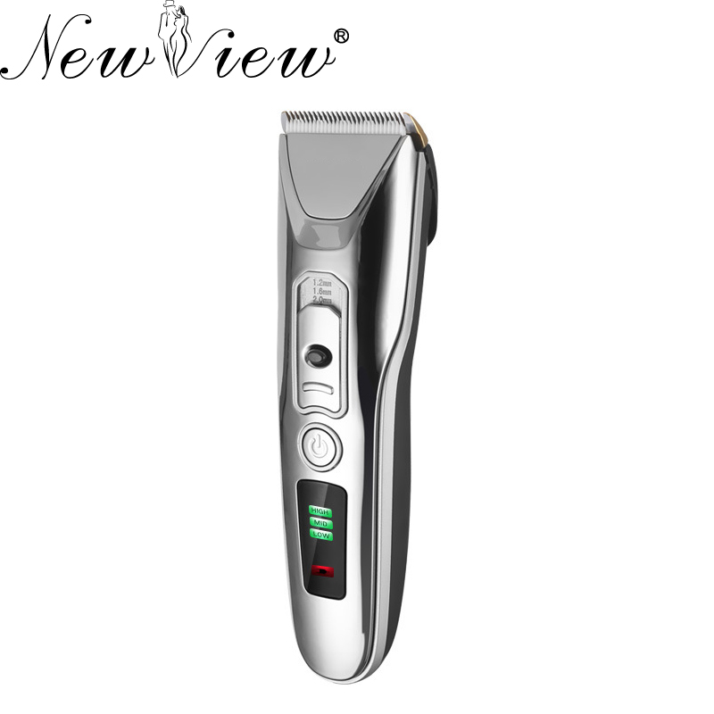 NewView Electric Hair Clipper Haircut Machine Hair Trimmer Rechargeable Beard Trimmer Hairclipper newview electric hair trimmer rechargeable hair clipper professional haircut machine barber salon beard trimmer hairclipper