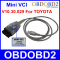 Latest Mini VCI V10.30.029 For Toyota TIS Techstream Mini VCI J2534 Car Diagnostic Cables and Connectors Mini VCI Interface