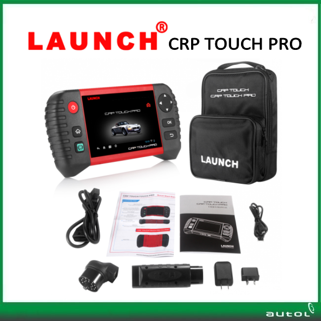 2016 New Arrival Launch CRP Touch Touch Pro Full System Diagnostic EPB dpf font b TPMS