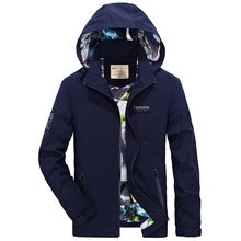 Casual jacket mens waterprood windbreaker jacket men coats chaquetas hombre high quality breathable tactical thermal jacket