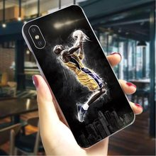 Dear Basketball Kobe Bryant Phone Case For iPhone X Cover 5 5S SE 6 6S/6 6S Plus 7 8/7 8 Plus XS XR Xs Max Hard Shell Slim(China)