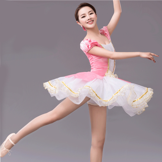 New Arrival Adult Pink Classical Ballet Tutu For ...