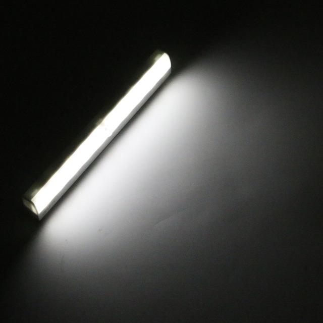 Motion Sensor Night Light Potable 10 LED Closet Lights Battery Powered Wireless Cabinet  IR Infrared Motion Detector Wall Lamp