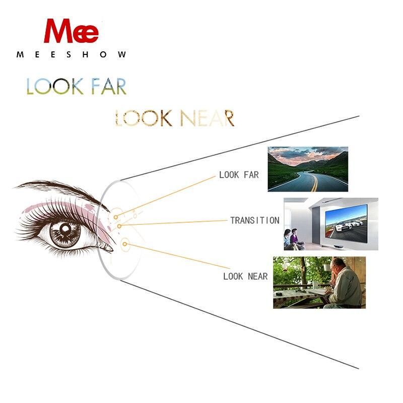 Image 3 - 1.56 1.61 1.67 1.74  Progressive Lens CR 39 Resin Aspheric Glasses Lenses Myopia Hyperopia multifocus Optical Lens-in Eyewear Accessories from Apparel Accessories