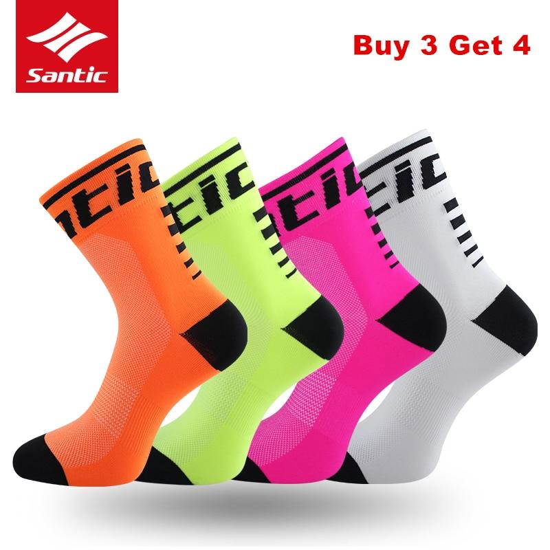 Wome Men Cycling Socks Anti-sweat Breathable Sports Bicycle Bike Ankle Sock