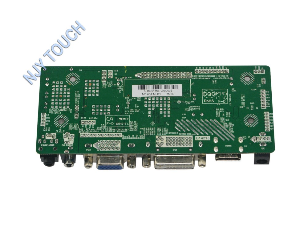 HDMI DVI VGA LCD Controller Board driver Kit for LED LTN156AT24 1366x768 panel
