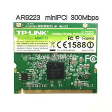 WDXUN Atheros AR9223 300Mbps Mini PCI Wireless N adapter wifi Mini PCI bezprzewodowa sieć lan karty do projektora Acer Asus Dell Toshiba karty(China)