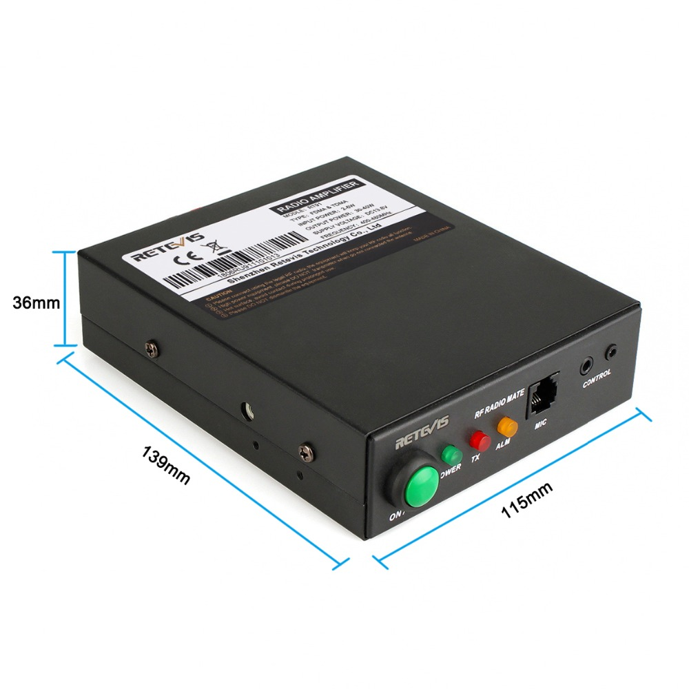 Per Amplificatore VHF di