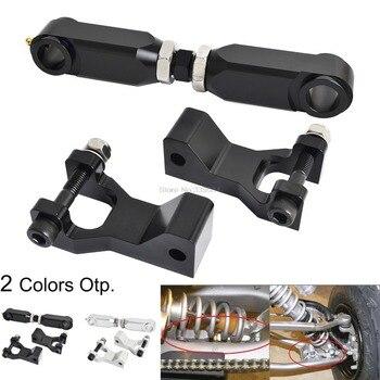 цена на ATV Front Rear Lowering Kit For Yamaha Raptor 350 YFM350 Raptor 660 660R YFM660R Raptor 700 700R YFM700 Raptor660 Raptor350