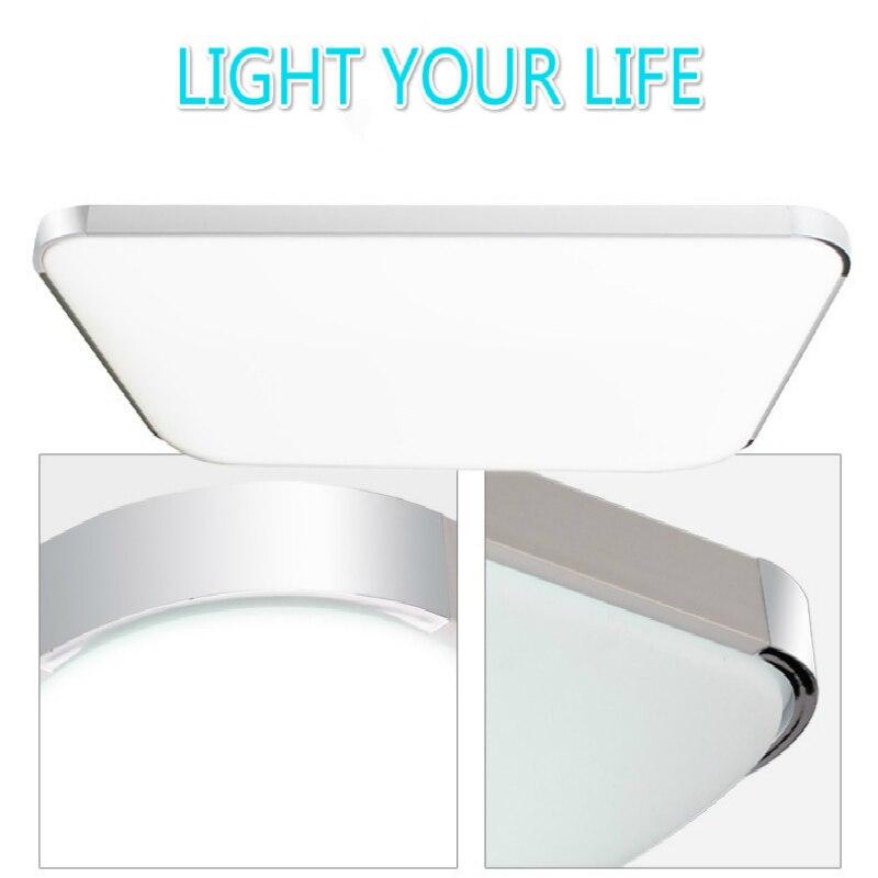 Modern 24w 30cmx30cm Square Led Ceiling Light Led Ceiling: Aliexpress.com : Buy 2019 Modern LED Apple Ceiling Ligh