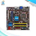 For Asus P5Q-EM Original Used Desktop Motherboard For Intel G45 Socket LGA 775 For DDR2 16G SATA2 USB2.0 uATX