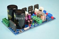 Assembledm 120W+120W LM3886 dual parallel multicenter amplifier board base on Jeff Rowland