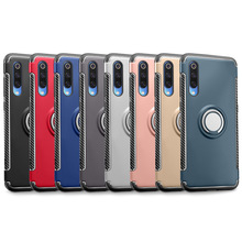 Get more info on the For Xiaomi Redmi Pocophone F1 MIX2 2S MAX3 Note3 4A 4X 5 Note4 4X 5 5A 6 6X 7 9 Plus Fashion Magnetic Finger Shockproof Cover