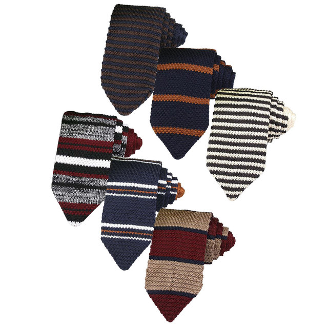 Vintage Knitted Tie