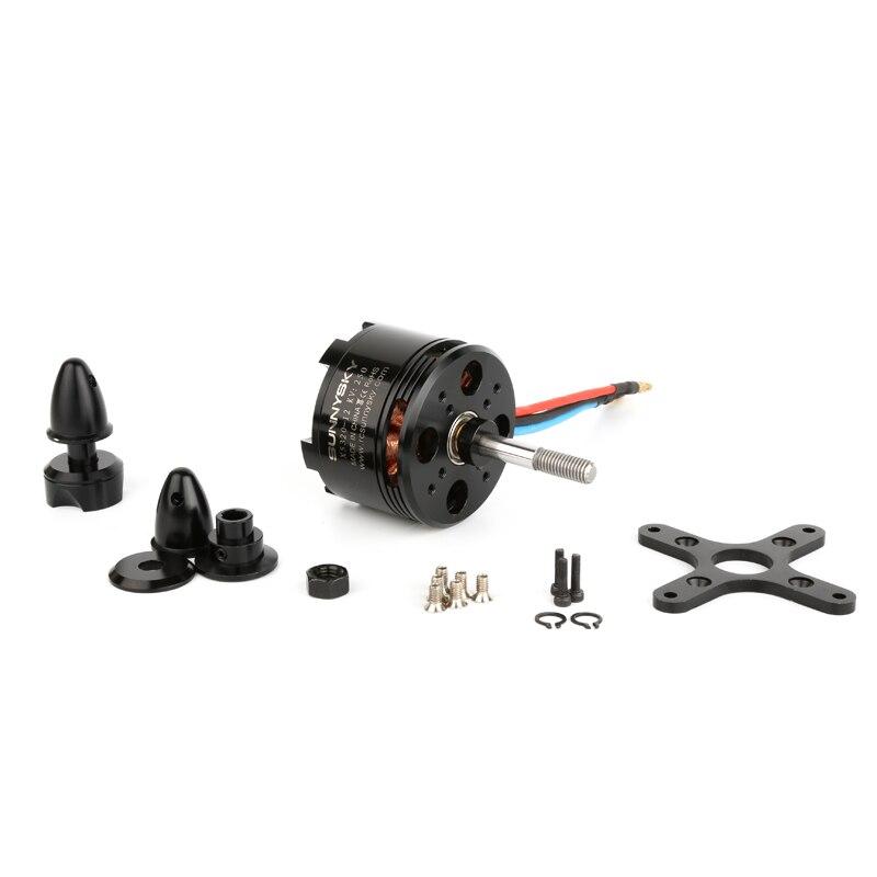 SunnySky X5320 210KV/250KV/370KV high effectiveness brushless motor for 3D stunt Drone team effectiveness