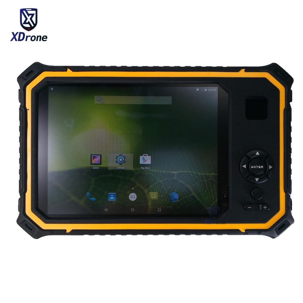 Original T80V2 Rugged Industrial Tablet PC Phone Android GNSS Fingerprint IP67 Waterproof Shockproof 7.9