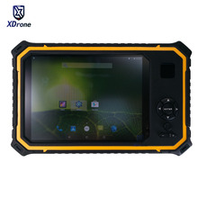 China T80 Rugged Industrial Tablet PC Phone Fingerprint IP67 Waterproof Shockproof Android 7.9 Inch 1GB RAM 8MP Gps UHF RFID