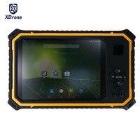 Original T80V2 Rugged Industrial Tablet PC Phone Android GNSS Fingerprint IP67 Waterproof Shockproof 7.9 2GB RAM Gps UHF RFID